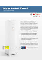 bosch compress 6000 aw installation manual